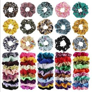 Accessories - LAST ONE 65 PACK Hair Scrunchies